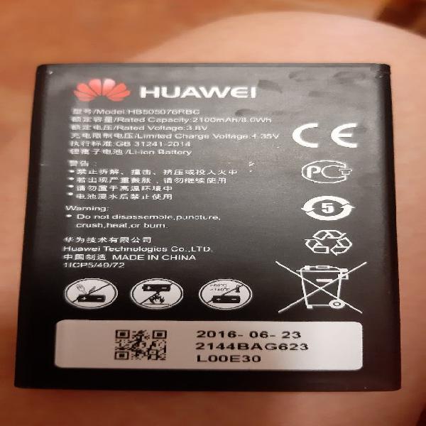 Batería de litio para huawei ascend g700