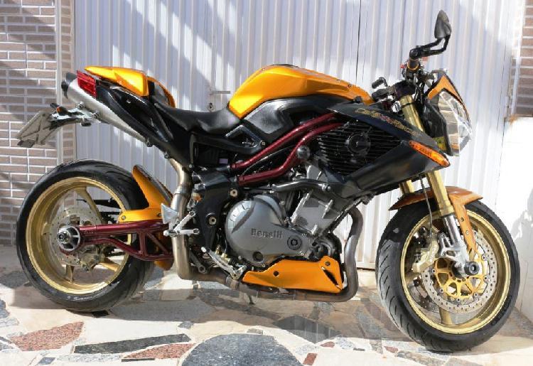 Benelli cafe racer 1130cc