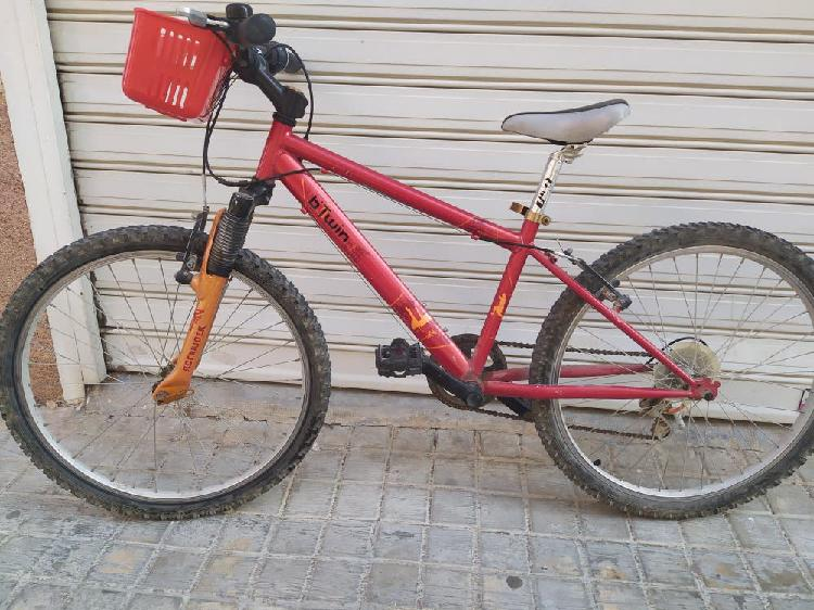 Bicicleta mountain bike niñ@