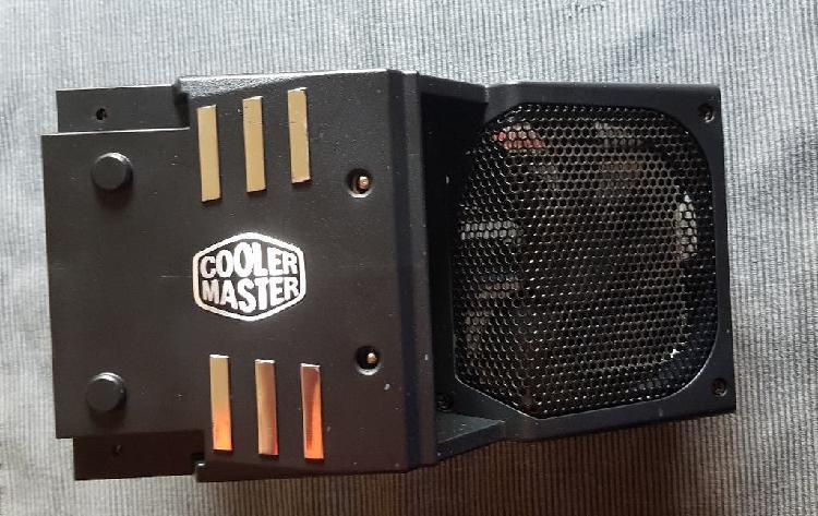 Cooler master v10 disipador cpu alto rendimiento