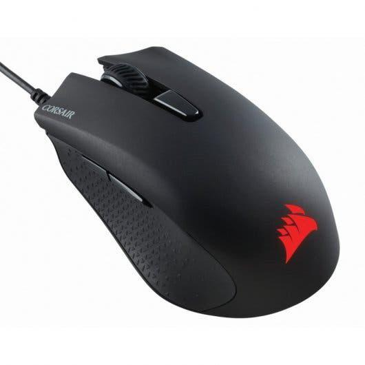 Corsair harpoon rgb pro ratón gaming 12000dpi