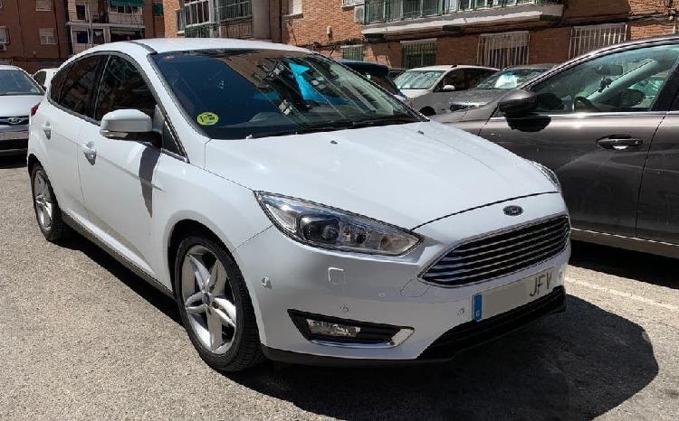 Ford focus tdci 115cv 2015