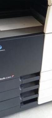 Fotocopiadora konica minolta c364 (precio con iva)