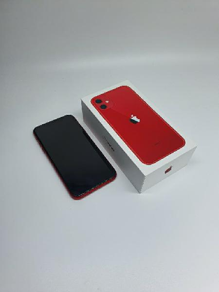Iphone 11 64gb rojo