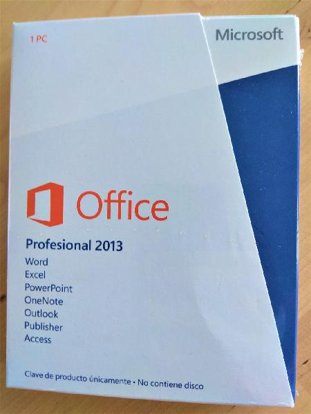 Microsoft office 2013 completo