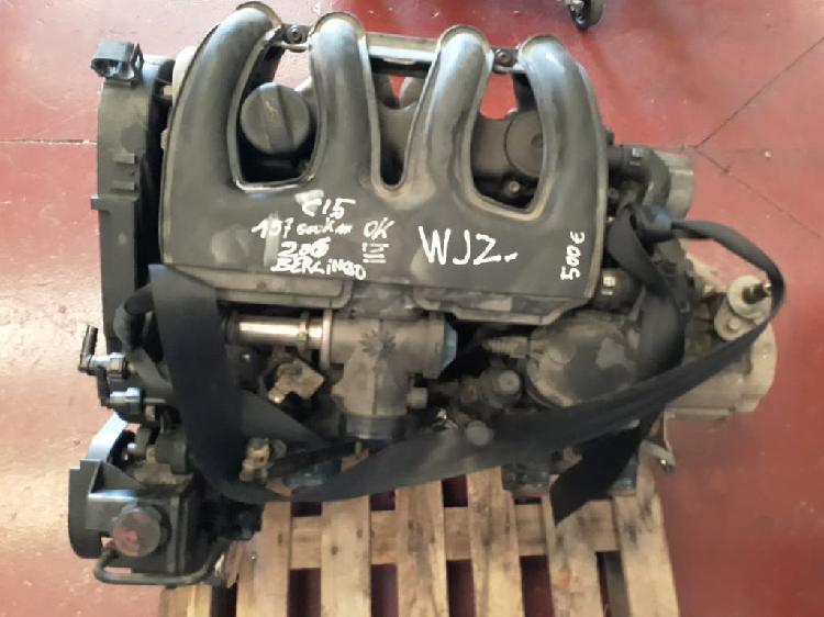 Motor | peugeot 206 (c15,berlingo) | wjz