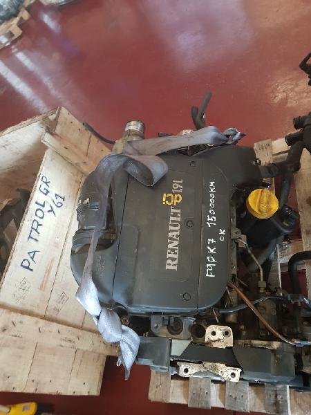 Motor | renault megane | f9qk7