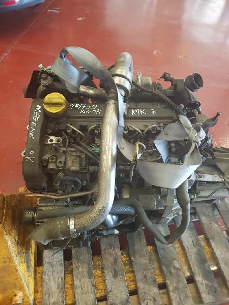 Motor | renault megane | k9k7