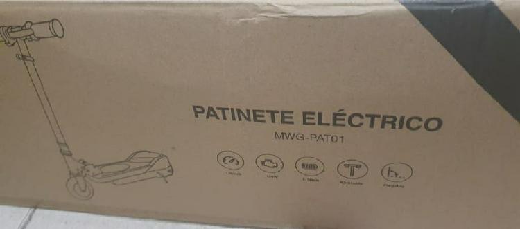 Patinete electrico nuevo