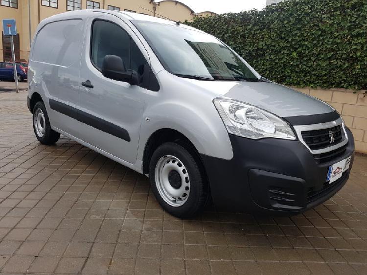 Peugeot partner confort l1 1.6 gasolina 100cv