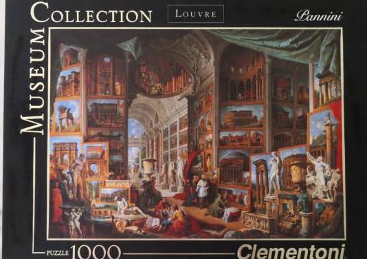 Puzzle 1000 piezas clementoni