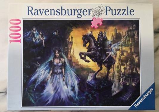 Puzzle ravensburger 1000 piezas