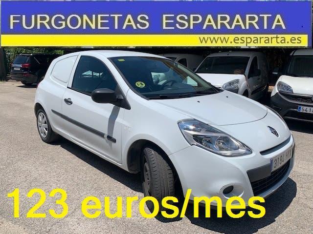 Renault clio 1.5dci 75cv van