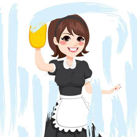 Se ofrece señora para servicio doméstico