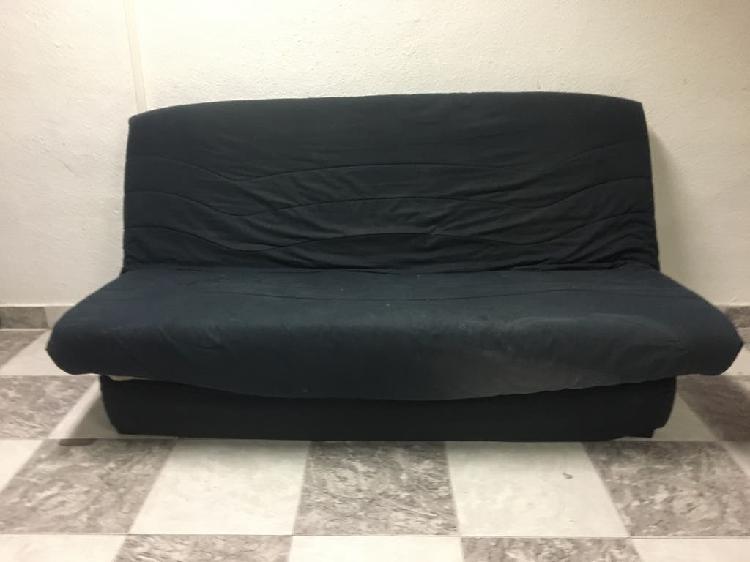 Sofá cama multiusos microfibra