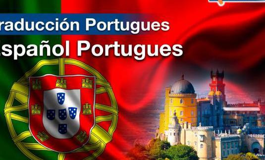 Traducción español portugues
