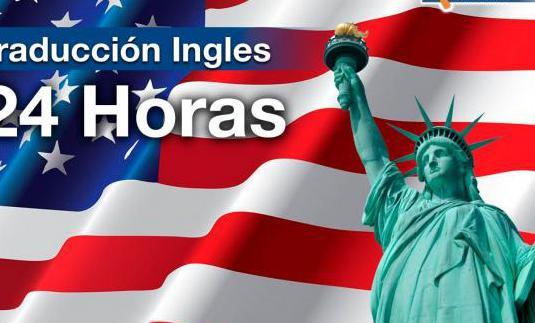 Traducción ingles 24 horas