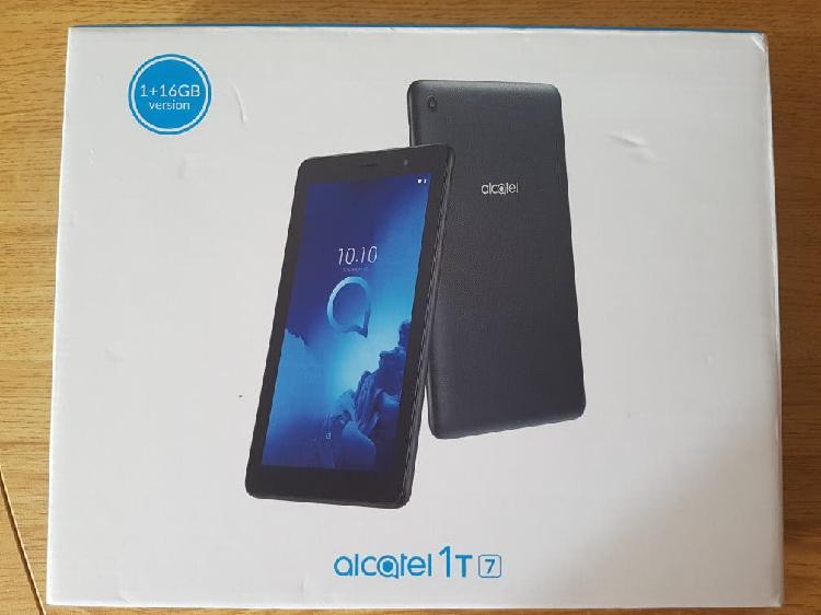 Tablet alcatel 1t-7 nueva sin usar. dispongo de 2