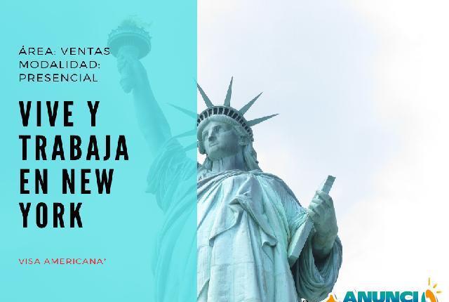 Unete a nuestro equipo en new york - álava