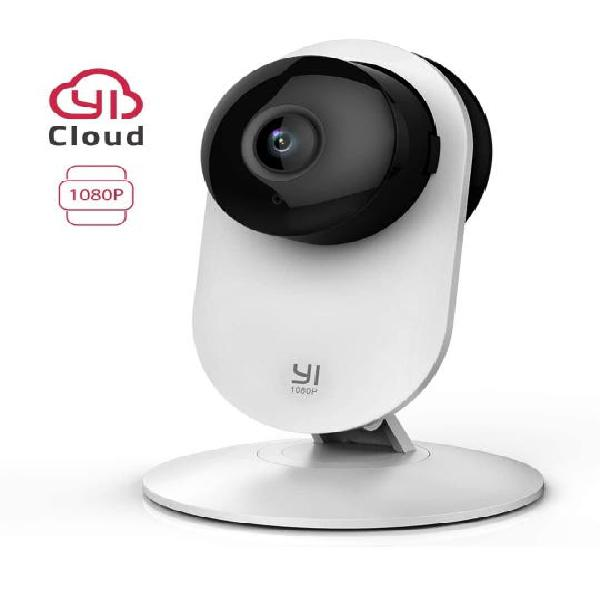 Cámara vigilancia ip yi 1080p