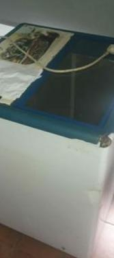 Congelador de cristal
