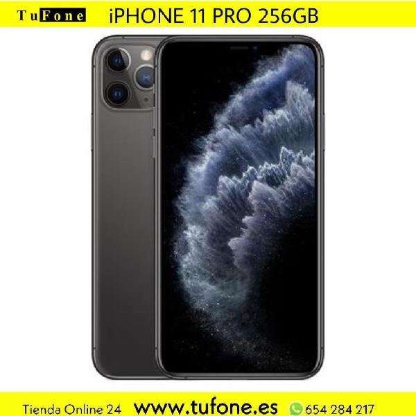 Iphone 11 pro 256gb space gray precintado (tienda)
