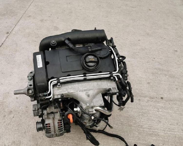 Motor completo 2.0tdi bkd seat audi vw