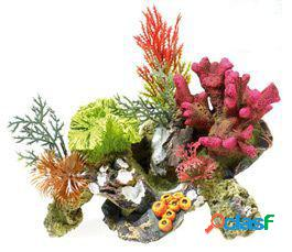Classic for pets coral rocks / plant 170mm