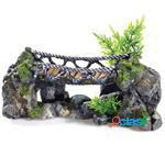 Classic for pets rocky rope bridge 265mm