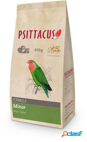 Psittacus fórmula minor 450 gr