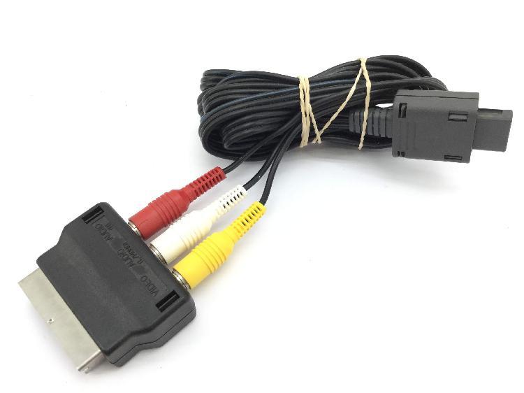 Accesorio nintendo 64 nintendo cable imagen rgb
