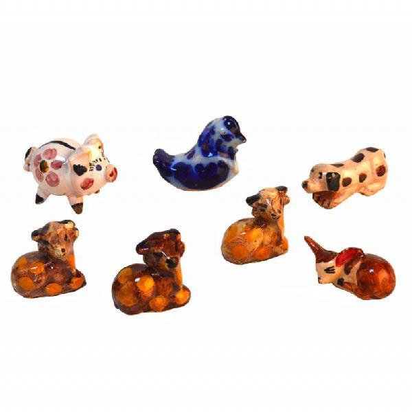 Animal miniatura de cerámica r6181