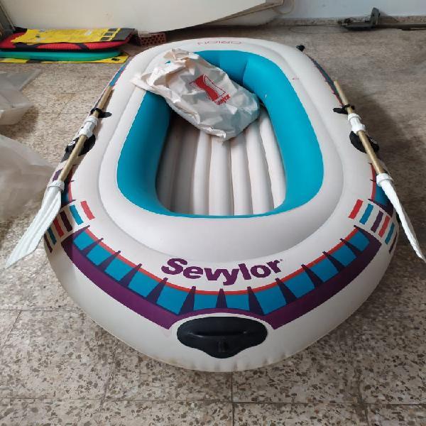 Barca hinchable sevylor