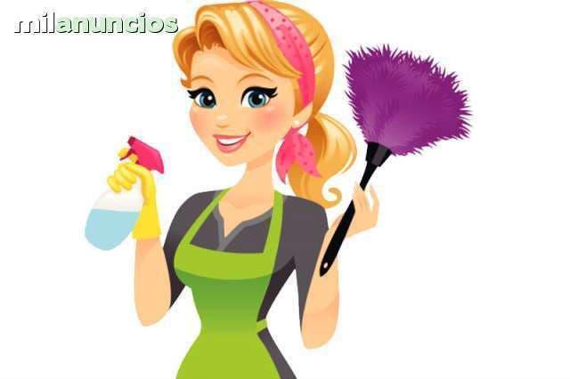 Chica de la limpieza