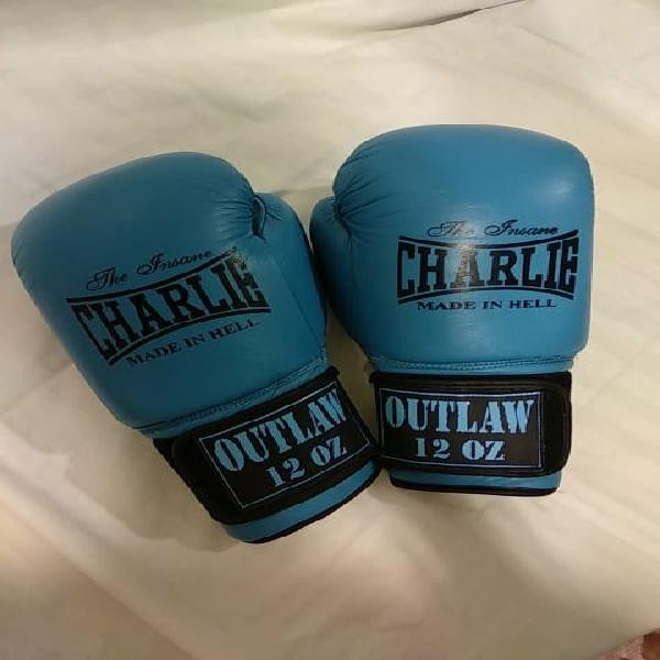 Guantes boxeo charlie outlaw 12oz