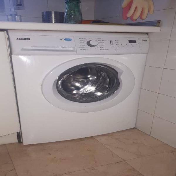 Magnífica lavadora zanussi
