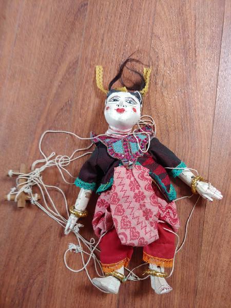 Marioneta.