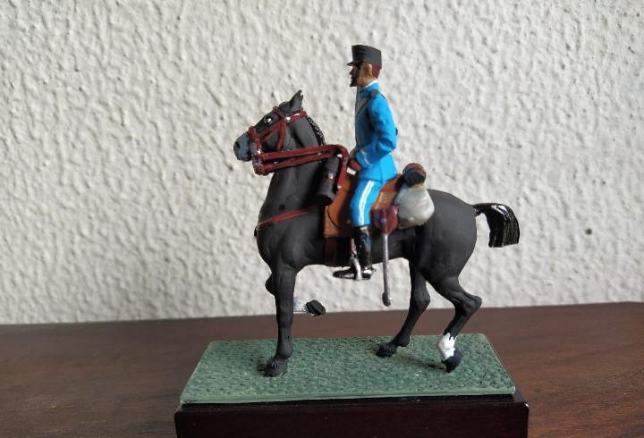 Oficial de cazadores de caballeria 1910 miniaturas almirall