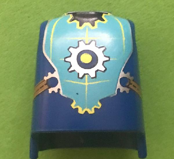 Playmobil medieval torso caballero gordo novelmore ld04