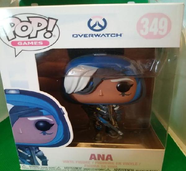 Pop games! funko pop ana #349- overwatch figura pop