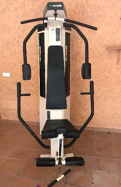 Pro action home gym