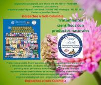 Productos naturales - vive bien y saludablemente
