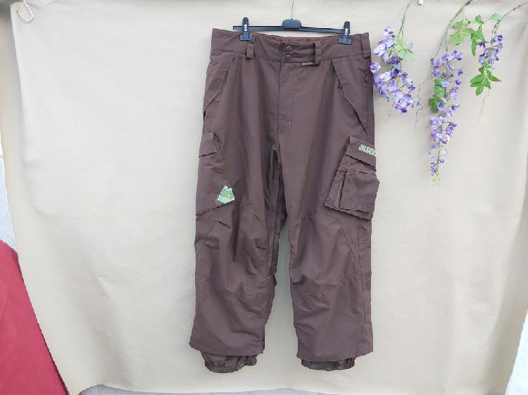 Pantalones de esquí marca burton talla xl