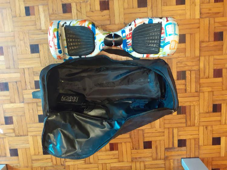 Patin electrico hoverboard