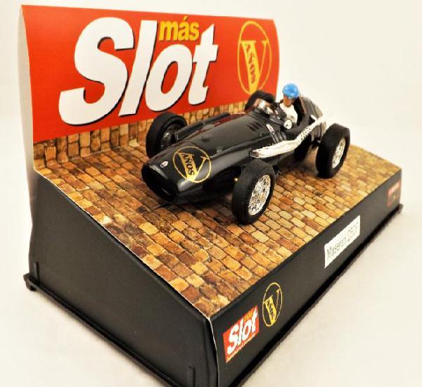 Slot cartrix edición mas slot v años maserati 250 f (200