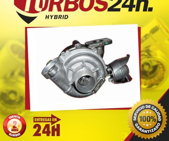 Turbo para 1.6 hdi 110cv