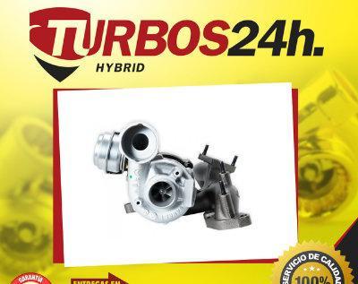 Turbo seat altea 2.0 tdi garrett 756062
