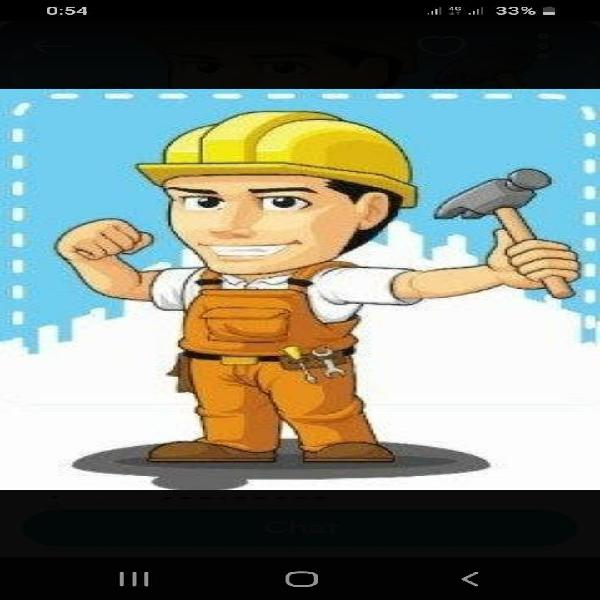 Busco empleo ayudante