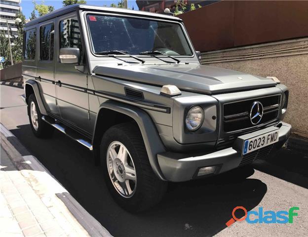 Mercedes benz g 400 cdi sw largo