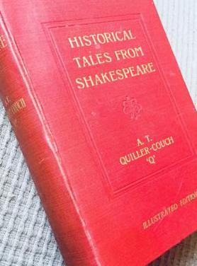 1905, historical tales from shakespeare
